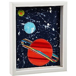 Spaced Out Celestial Shadowbox