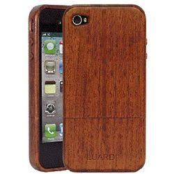 Padouk Wood Slider iPhone Case