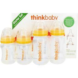 BPA-Free Baby Bottles Complete Starter Set