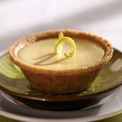 4 Key Lime Tartlet Pies