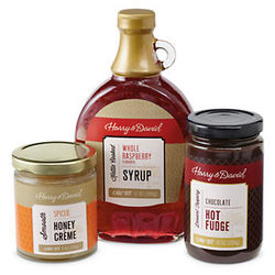 Pick Three Toppings or Syrups Gift Box
