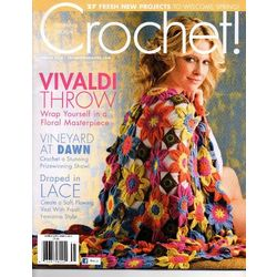 Crochet! Magazine Subscription 4 Issues Four Times a Year