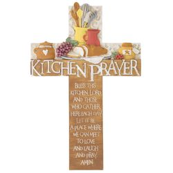 Kitchen Prayer Wall Cross