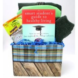 Boys Graduation Basket