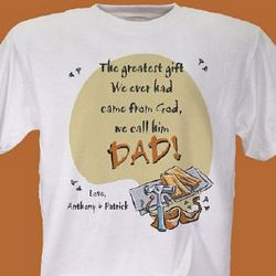 Greatest Gift From God T-shirt