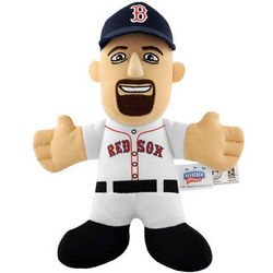 "Red Sox Kevin Youkilis 7"" Plush Doll"