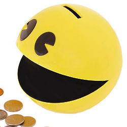 Pac-Man Electronic Bank