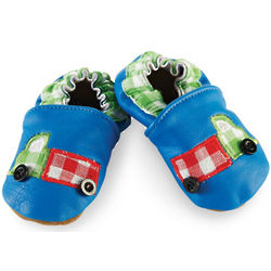 Truck Baby Shoes