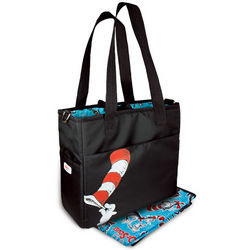 Cat in the Hat Grande Diaper Bag