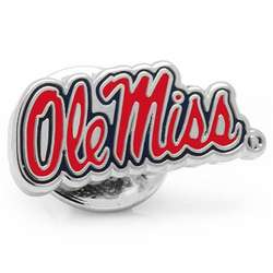 University of Mississippi Lapel Pin