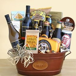 Celebrate Great Times! Gift Basket