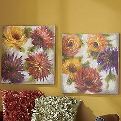 Garden Jewels Canvas Art Prints