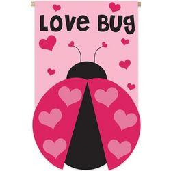 Love Bug Garden Flag