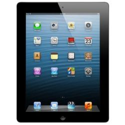 Black 16 Gigabyte iPad with Retina Display and WiFi