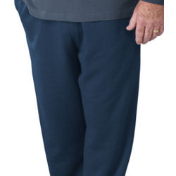 Men's Velcro Open Side Fleece Pants
