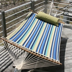 Quilted Fabric Hammock