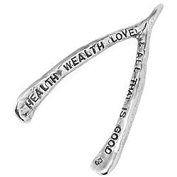 Health, Wealth & Love Wishbone
