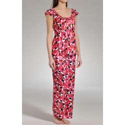 Fun And Flirty Floral Printed Pajama