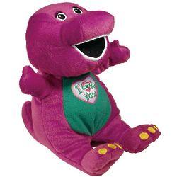 "10"" Plush I Love You Singing Barney"