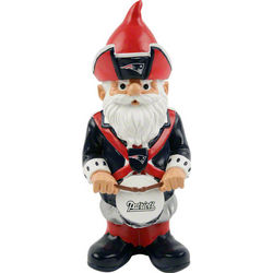 New England Patriots Thematic Gnome