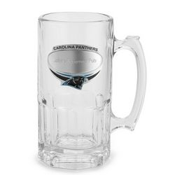 Carolina Panthers Moby Beer Mug