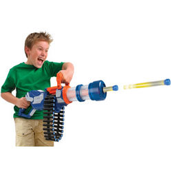 Foam Dart Rotary Cannon Toy