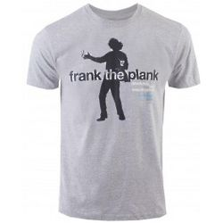 Shameless Frank the Plank Silhouette T-Shirt