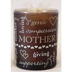 Mother Vanilla Scented Candle