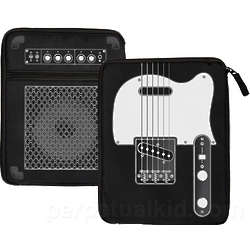 Guitar and Amp iPad Case