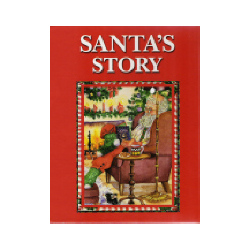 """Santa's Story"" Personalized Children's Book"