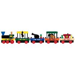 Wooden My Train Toy Circus Set