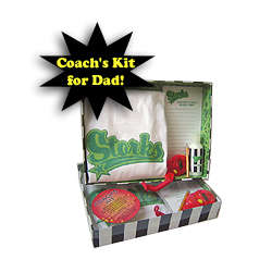 Labor Coach's Kit for Expectant Dads
