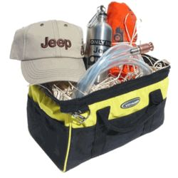 Jeep Fan Gift Basket