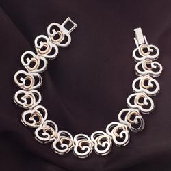 Personalized God's Heart Bracelet