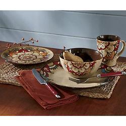 Medallion Dinnerware Set