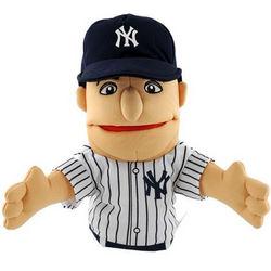NY Yankees Mark Teixeira Hand Puppet