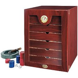 7 Drawer Cigar Humidor