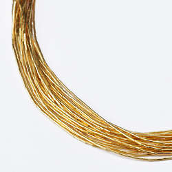 Goldsilk Sterling Silver Necklace