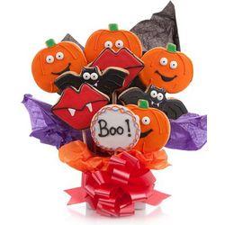 Halloween Cookie Bouquet