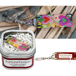 Love Fortune Keeper Keychain