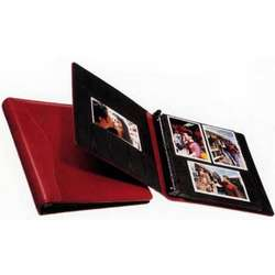 Leather Standard Size Ring Binder Photo Album
