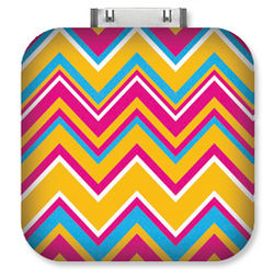 Chevron Pattern Power Mate Plus Phone Charger