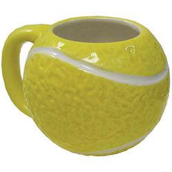 Ceramic Tennis Ball Mug
