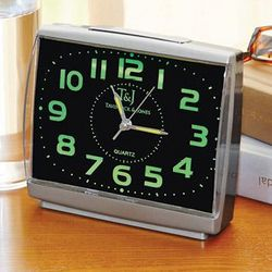 Glow in Dark Alarm Clock