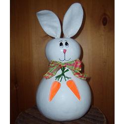 Bunny Gourd Decoration