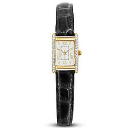 Enduring Classic Women's Watch with Swarovski Crystals