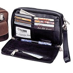 Executive Man Bag in East/West Style