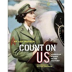 Count on Us American Women in the Military Book