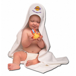 Los Angeles Lakers Hooded Baby Towel