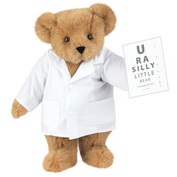 "15"" Optometrist Teddy Bear"